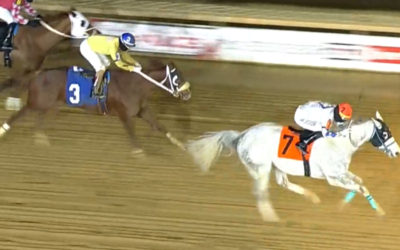 Blue Streak Racing adds another horse to the Charles Town string!