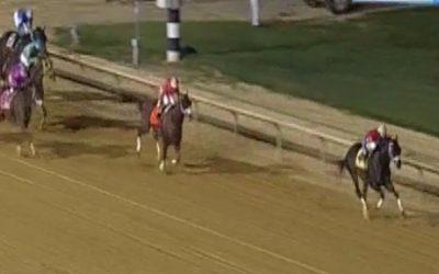 Schlosser breaks through at Charlestown; first win for Blue Streak Racing in WV!