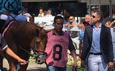 Opening Weekend at Saratoga, Barn Update, and New Horse News!